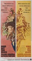 None But the Brave movie poster (1965) picture MOV_c767568f