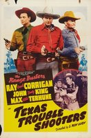 Texas Trouble Shooters movie poster (1942) picture MOV_c76a92b7