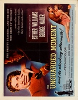 The Unguarded Moment movie poster (1956) picture MOV_c76ade62