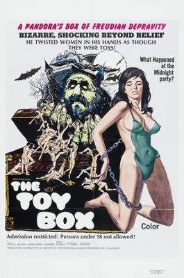 The Toy Box movie poster (1971) poster MOV_c76f8160