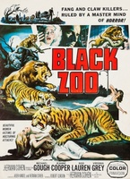 Black Zoo movie poster (1963) picture MOV_c774481c