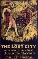 The Lost City movie poster (1920) picture MOV_c77a738b
