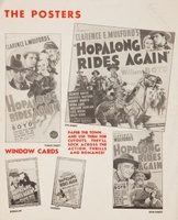 Hopalong Rides Again movie poster (1937) picture MOV_c77ea719