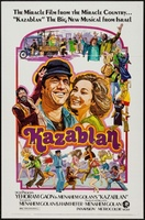 Kazablan movie poster (1974) picture MOV_c790eb28