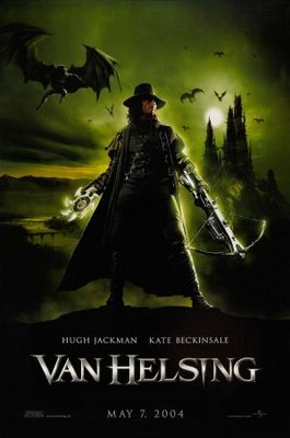 Van Helsing movie poster (2004) poster MOV_c791a654
