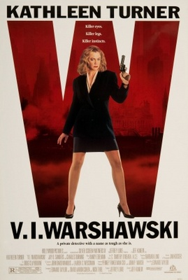 V.I. Warshawski movie poster (1991) poster MOV_c792be94