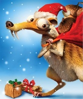 Ice Age: A Mammoth Christmas movie poster (2011) picture MOV_c796b47a