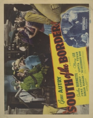 South of the Border movie poster (1939) poster MOV_c798cdd1