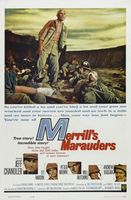 Merrill's Marauders movie poster (1962) picture MOV_c79c153b
