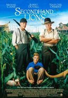 Secondhand Lions movie poster (2003) picture MOV_c7a025fb
