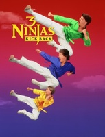 3 Ninjas Kick Back movie poster (1994) picture MOV_c7a05b6b