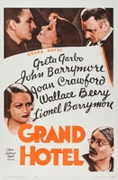 Grand Hotel movie poster (1932) picture MOV_c7a551df