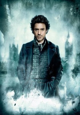 Sherlock Holmes movie poster (2009) poster MOV_c7a5f884
