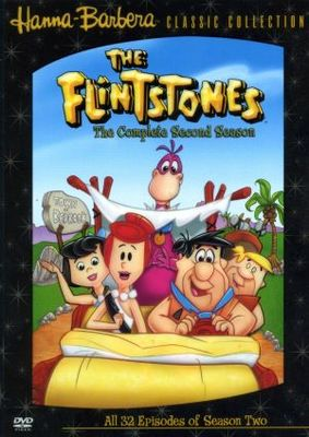 The Flintstones movie poster (1960) poster MOV_c7a7591f