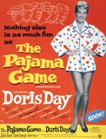 The Pajama Game movie poster (1957) picture MOV_c7a80e29