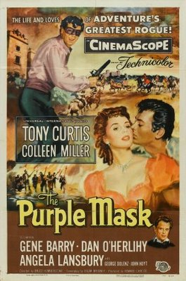 The Purple Mask movie poster (1955) poster MOV_c7a9887c
