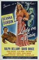 Lady on a Train movie poster (1945) picture MOV_c7bb5238