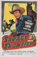 Savage Frontier movie poster (1953) picture MOV_c7bc5748