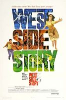 West Side Story movie poster (1961) picture MOV_c7c89170