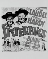 Jitterbugs movie poster (1943) picture MOV_c7cecf84