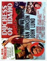 Duchess of Idaho movie poster (1950) picture MOV_c7d39908