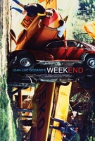 Week End movie poster (1967) picture MOV_c7d4c9f1