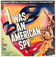 I Was an American Spy movie poster (1951) picture MOV_bd110b19