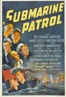 Submarine Patrol movie poster (1938) picture MOV_c7dd4326