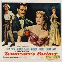 Tennessee's Partner movie poster (1955) picture MOV_c7df51fc