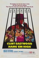 Hang Em High movie poster (1968) picture MOV_c7e3e673