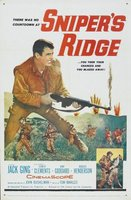 Sniper's Ridge movie poster (1961) picture MOV_c7e64dd5
