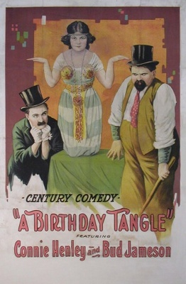 A Birthday Tangle movie poster (1920) poster MOV_c7ed86d0