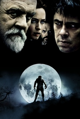 The Wolfman movie poster (2010) poster MOV_c7edebdf