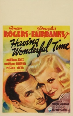 Having Wonderful Time movie poster (1938) poster MOV_c7ef51ca