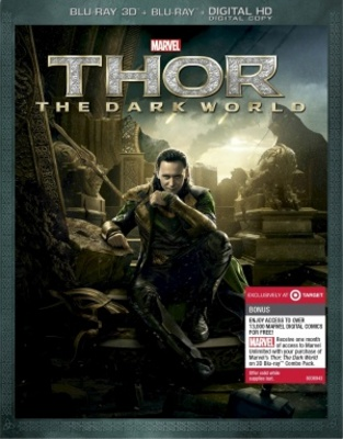 Thor: The Dark World movie poster (2013) poster MOV_c7f0a62c