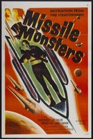 Missile Monsters movie poster (1958) picture MOV_c7f1e084