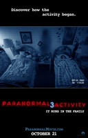Paranormal Activity 3 movie poster (2011) picture MOV_c7f27439