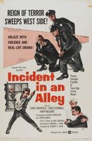 Incident in an Alley movie poster (1962) picture MOV_c7f36826