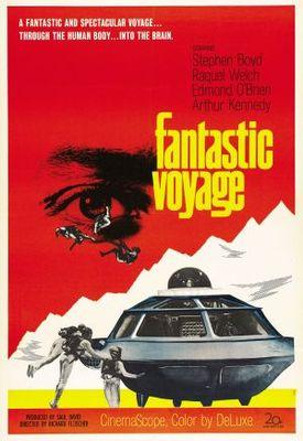 Fantastic Voyage movie poster (1966) poster MOV_c7f4b050