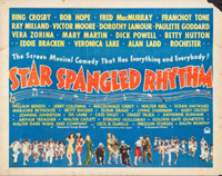 Star Spangled Rhythm movie poster (1942) picture MOV_c7m86df3