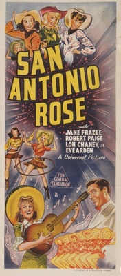 San Antonio Rose movie poster (1941) poster MOV_c8005908