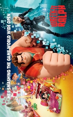 Wreck-It Ralph movie poster (2012) poster MOV_c807e8c1