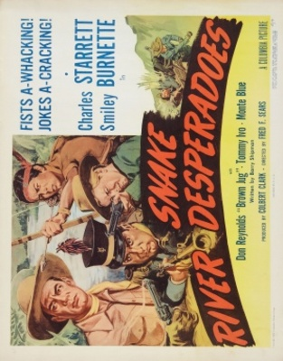 Snake River Desperadoes movie poster (1951) poster MOV_c808cd9f