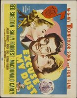 Excuse My Dust movie poster (1951) picture MOV_c809d323