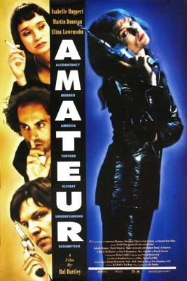 Amateur movie poster (1994) poster MOV_c80ac94d