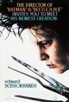 Edward Scissorhands movie poster (1990) picture MOV_c80ad5d4