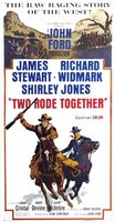 Two Rode Together movie poster (1961) picture MOV_c80eed63