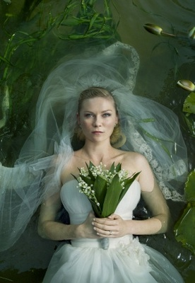 Melancholia movie poster (2011) poster MOV_c8137ac2