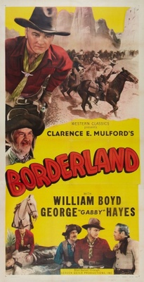 Borderland movie poster (1937) poster MOV_c8179c14