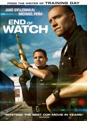 End of Watch movie poster (2012) poster MOV_c81c34de